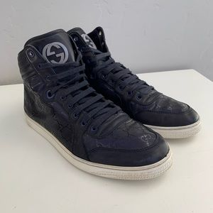 Auth Men's GUCCI Sneakers